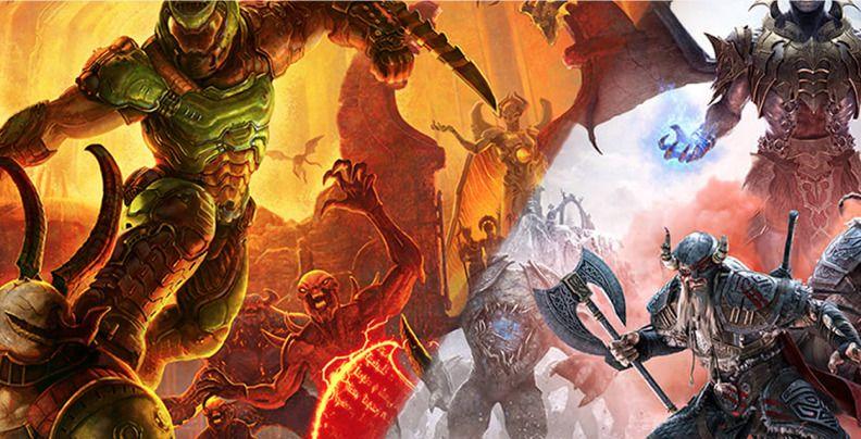 Doom Eternal Elder Scrolls Online