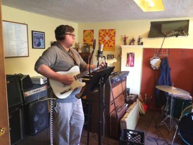 2014-12-07 Recording - Ryan plays Tele