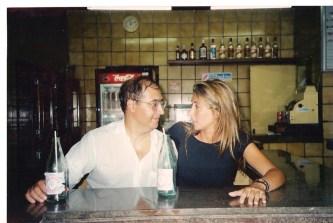 Natal (BR) con un'altra collega