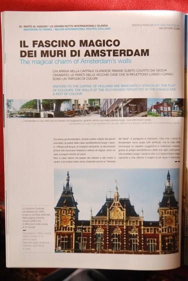 Rivista di bordo Meridiana Amsterdam 5