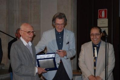 con M.Monicelli e C.Lizzani