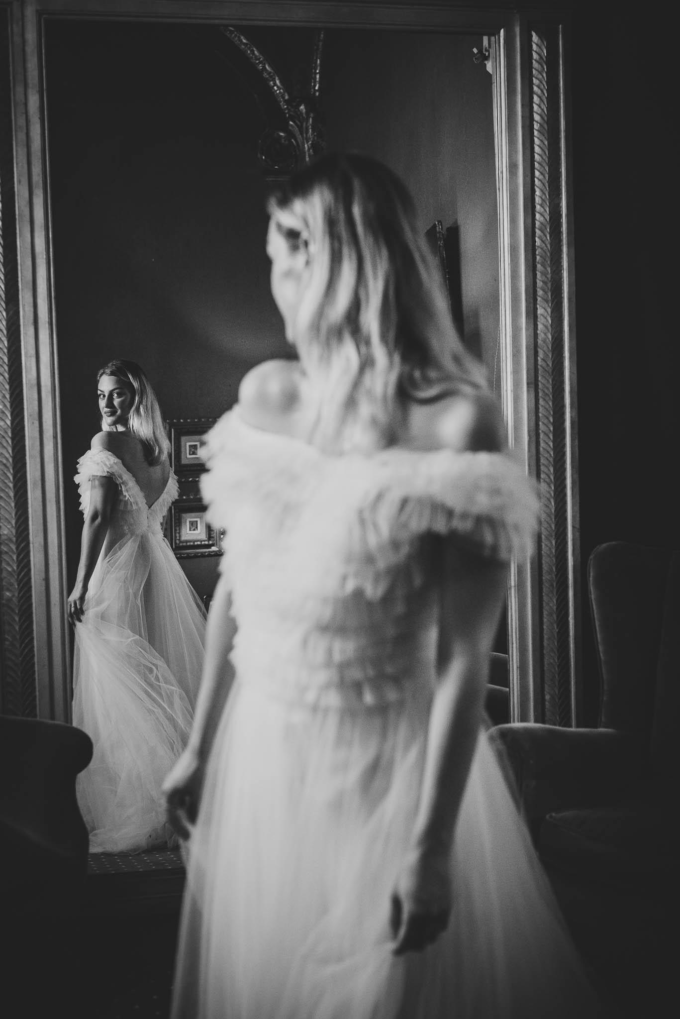 Fashion shooting per Atelier Ricci Lucca