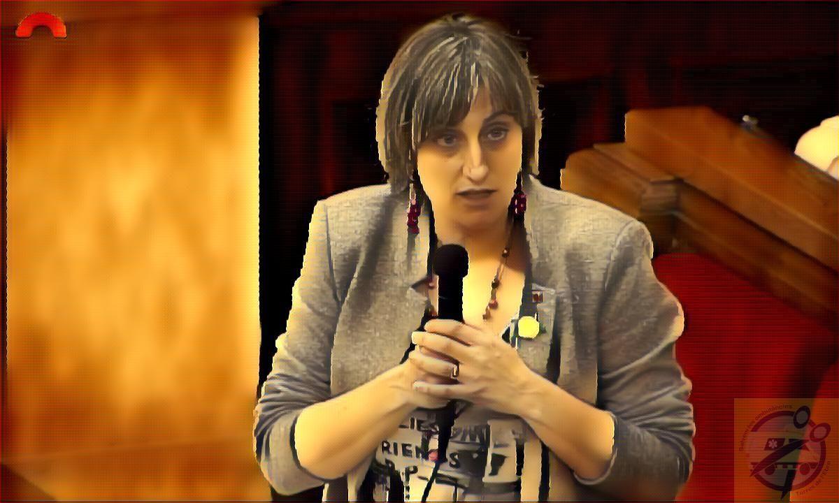 Consellera de Salut- Alba Vergès
