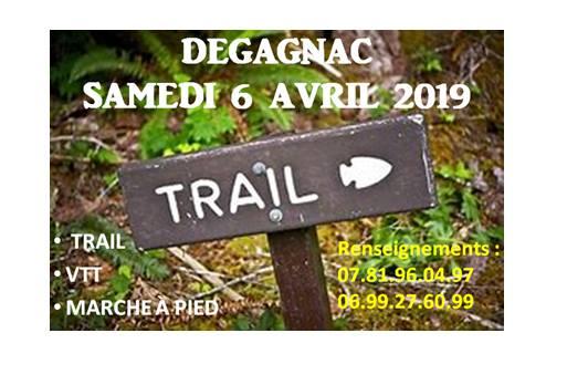 Sortie Nocturne VTT à Dégagnac 06/04/19