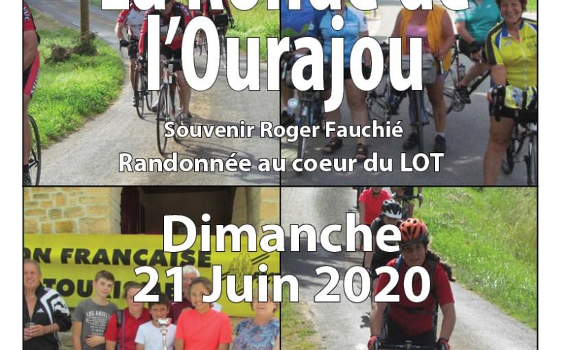 La Ronde De L'Ourajou 21/06/20