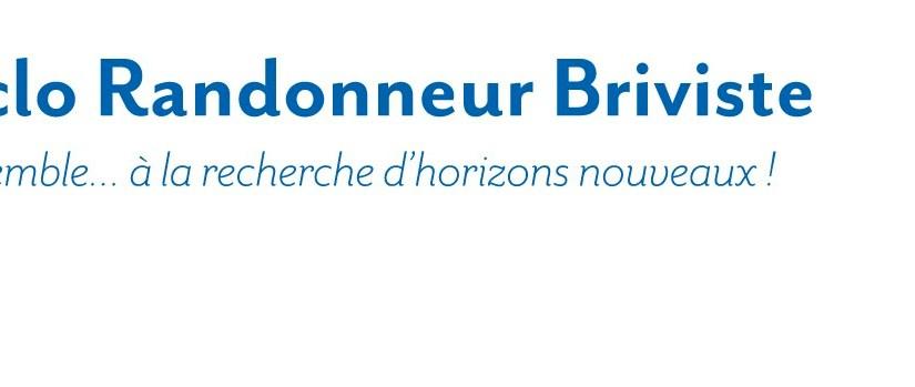 Calendrier Cyclo Randonneur Briviste 2020