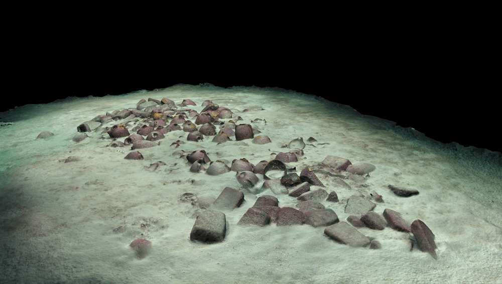 Phoenician shipwreck