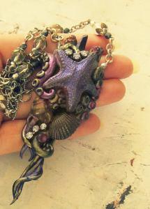 ocean goddess necklace