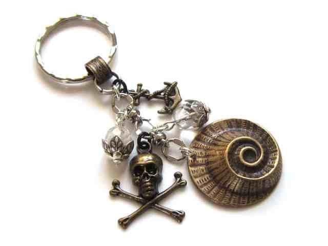 nautical keyring