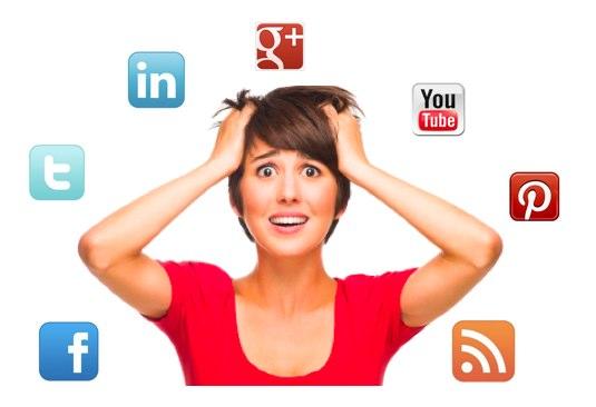 Social network: i post possono provare lo stress