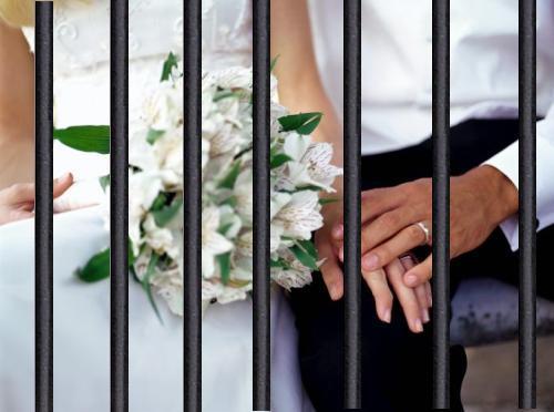 Non può chiedere di consumare il matrimonio il detenuto condannato per gravi reati