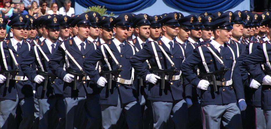 Scorrimento 1.851 AA Polizia Stato: i nostri Assistiti over 26 sono stati convocati alle prove fisiche