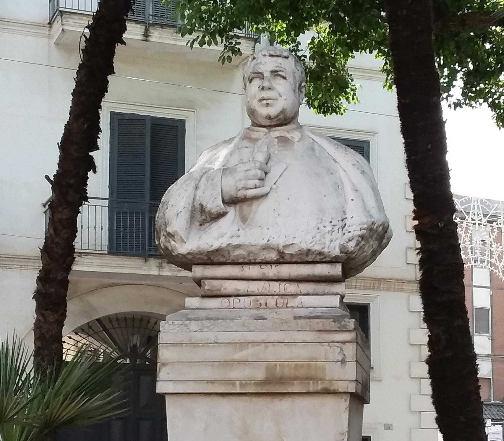 Biografia e Opere di Gennaro Aspreno Rocco, il sacerdote e poeta di Afragola