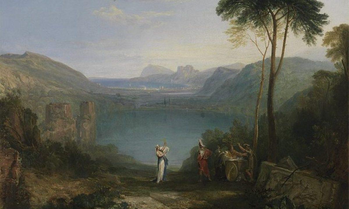 Il lago d'Averno: miti, leggende, storia e archeologia