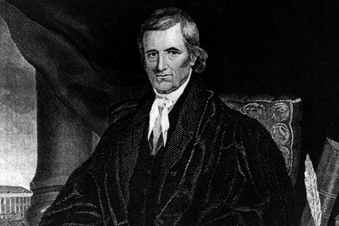 Alle origini del sindacato di costituzionalità delle leggi negli U.S.: la sentenza Marbury vs. Madison (1803)