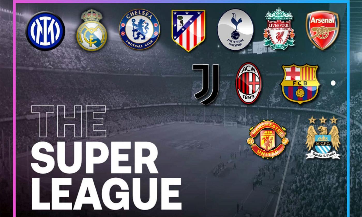 Il caso Superlega e le accuse di anticoncorrenzialità alla UEFA