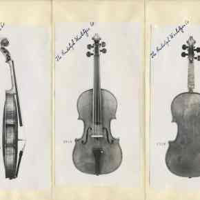 A Stradivarius Recovered