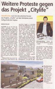 09.03.2012, Stadt Nachrichten