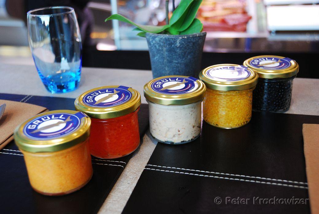Kaviar von Walter Grüll aus Grödig bei Salzburg