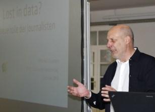 Willi Rütten, European Journalism Centre, Maastricht