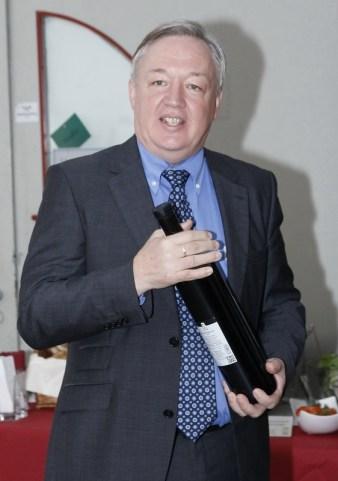Organisator und Moderator Gerhard Rettenegger (ORF Salzburg)