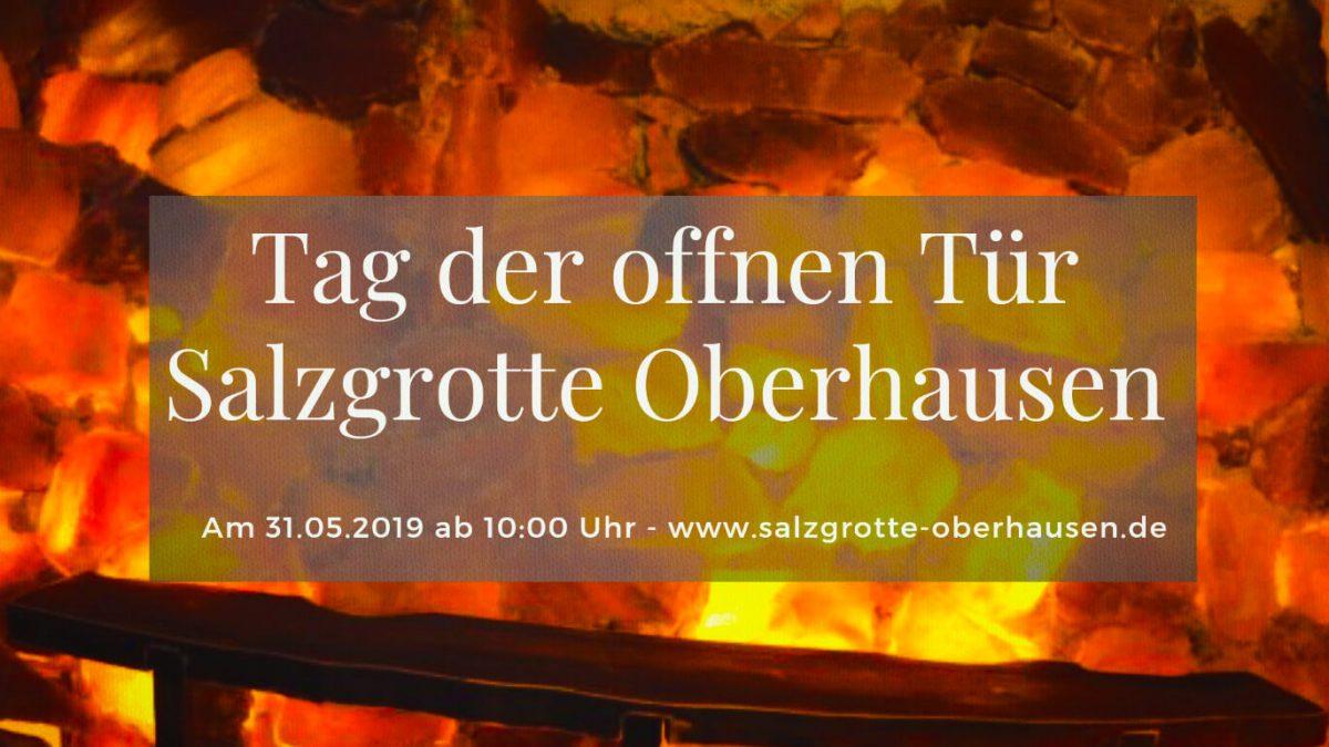 Tag der offenen Tür – Salzgrotte Oberhausen