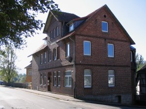 Das ehemalige Knabenhaus im Herbst 2006
