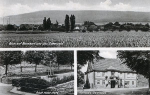 Alte Postkarte aus Benstorf