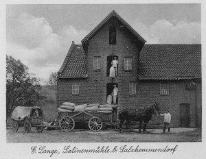 Die alte Salinenmühle