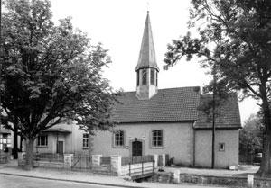 """Die renovierte """"St. Jürgen Kapelle"""""""