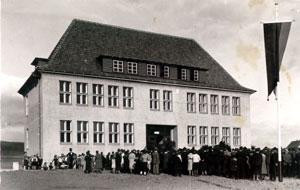 Einweihung der Schule