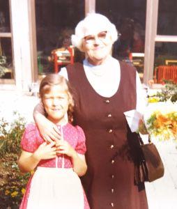 Oma Retzek aus Siebenbürgen