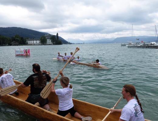 Pfahlbau-Seefest in Seewalchen