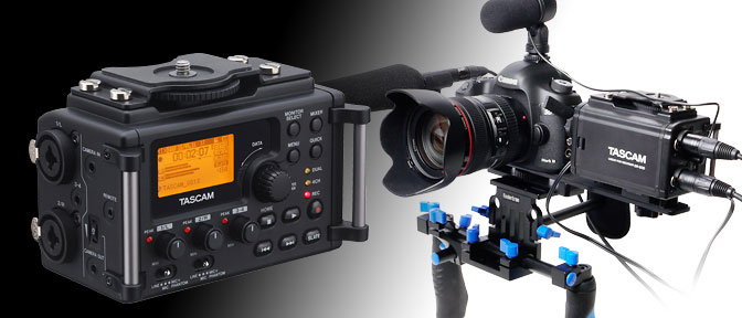 First Impressions of the Tascam DR-60D