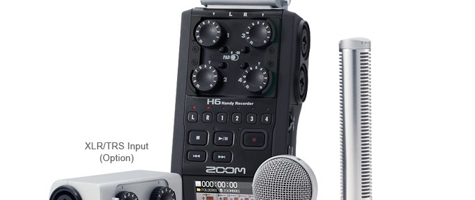 First Thoughts on the New Zoom H6