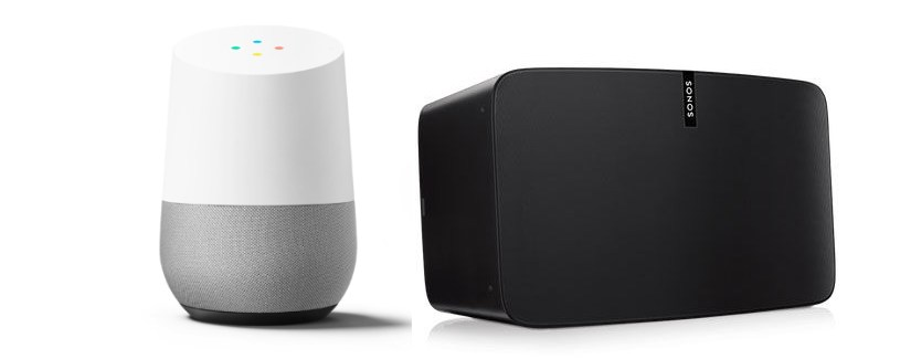 How to use Google Home with Sonos