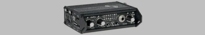 The original Sound Devices MixPre