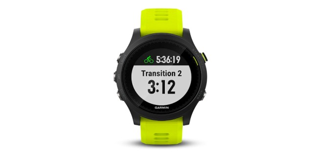 The Garmin Forerunner 935 multi-sport watch