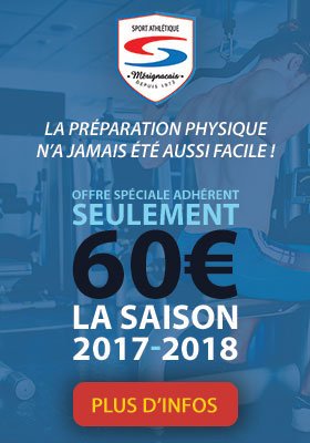 Offre Musculation 2017