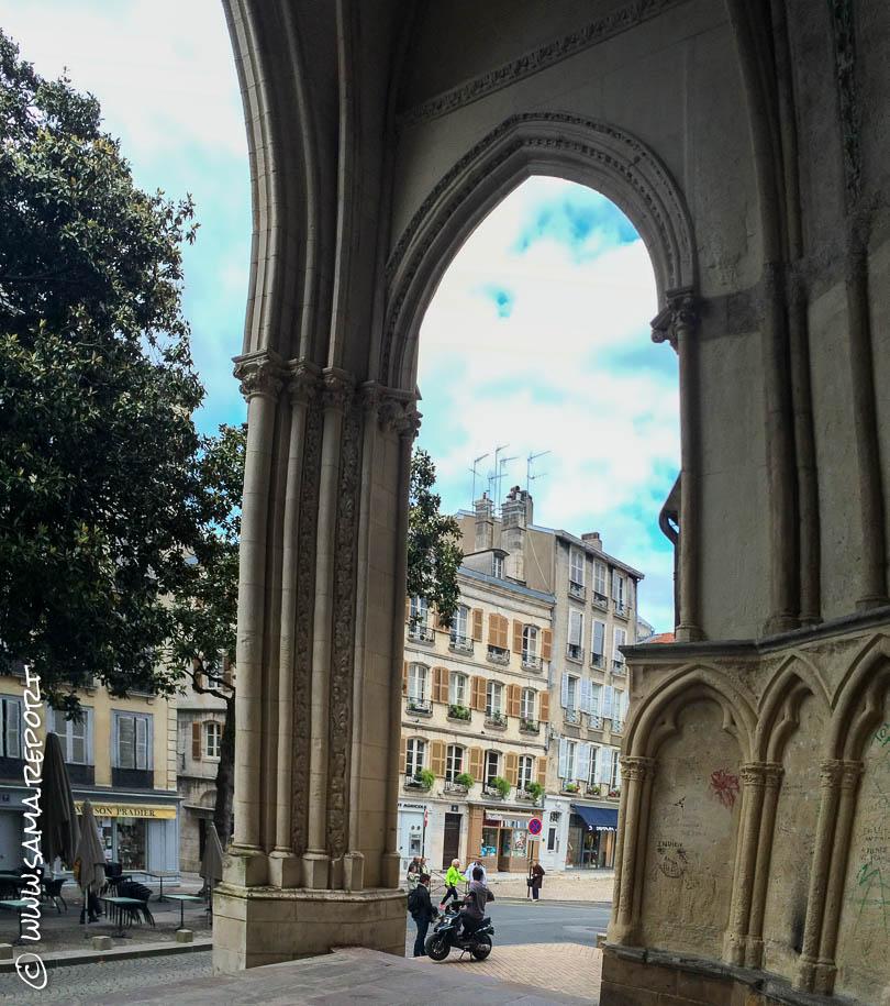 22. Tag: Contis Plage - Bayonne (Frankreich)