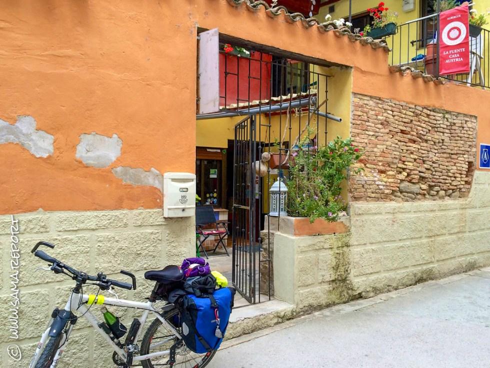 26. Tag: Puenta-La-Reina - Los Arcos (Spanien)