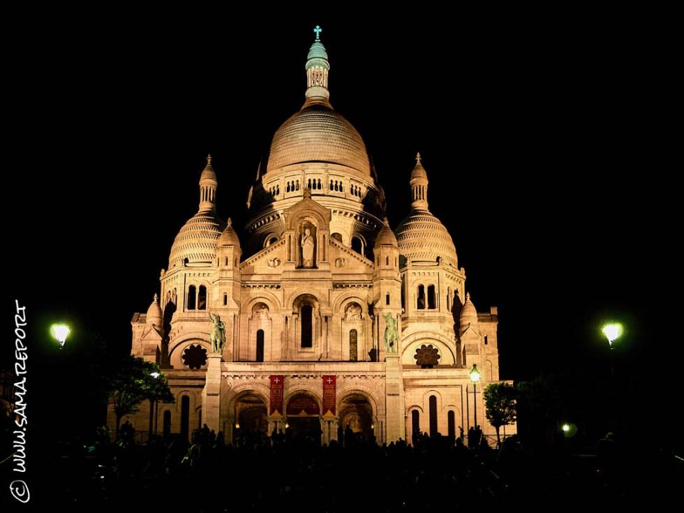 9. Tag: Le Metnil-Amelot - Paris (Frankreich)