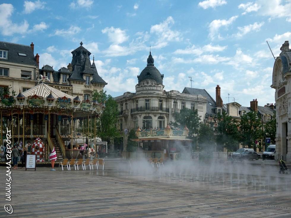 13. Tag: Orleans (Frankreich)