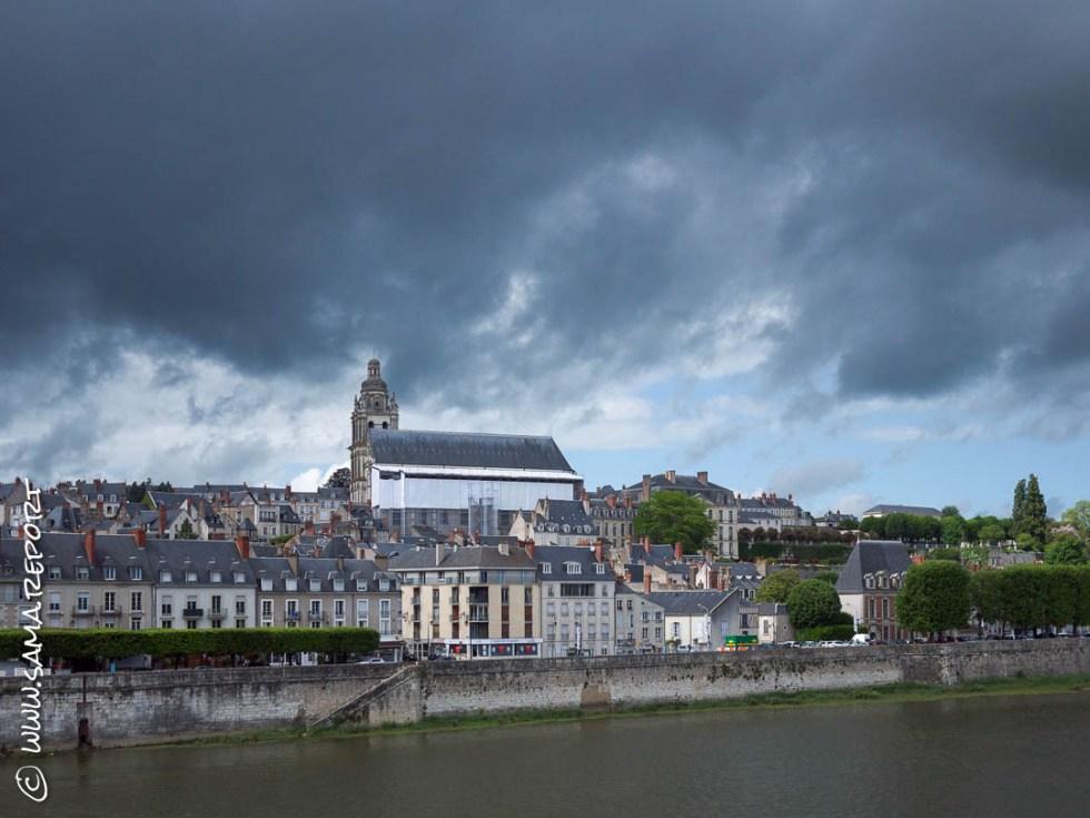 14. Tag: Orleans - Nazelle-Negron (Frankreich)