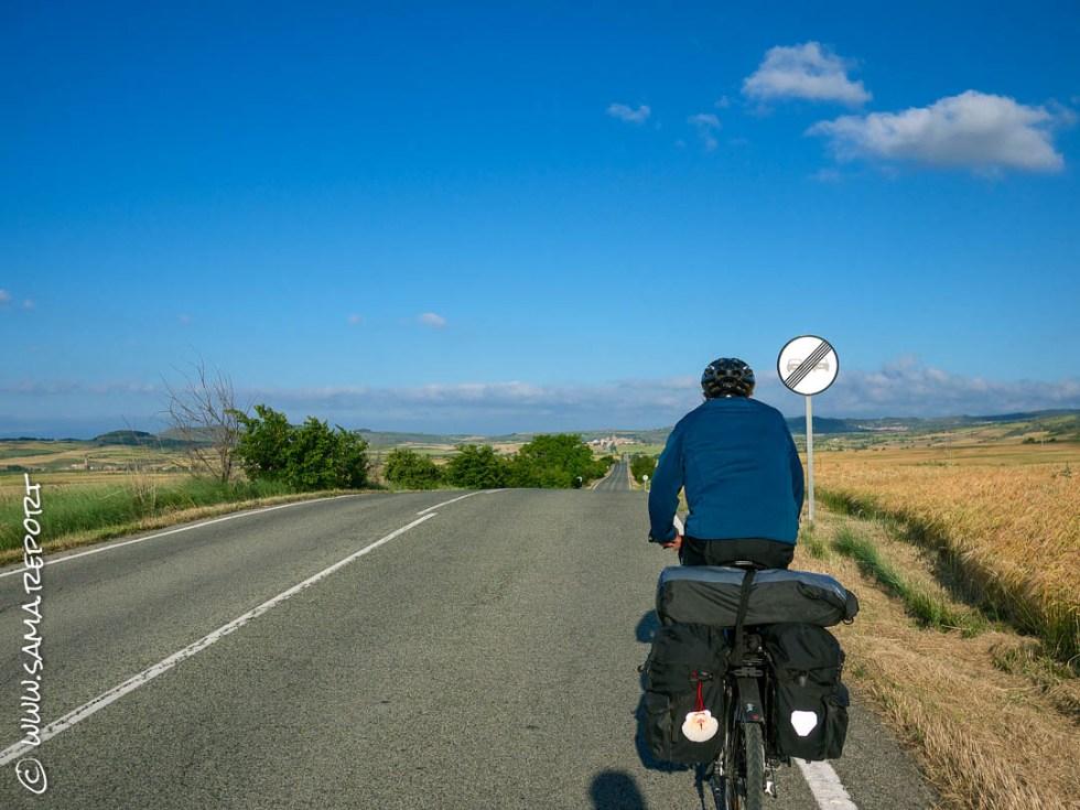 27. Tag: Los Arcos - Azofra (Spanien) / 71 km