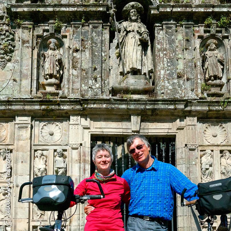 38. Tag: Santiago (Spanien)