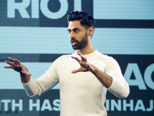 Photo of We cannot remain silent about George Floyd, says Hasan Minhaj   SAMAA
