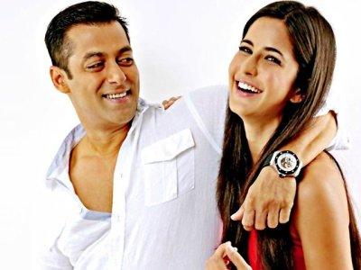 Salman says Katrina left smoothies and himself