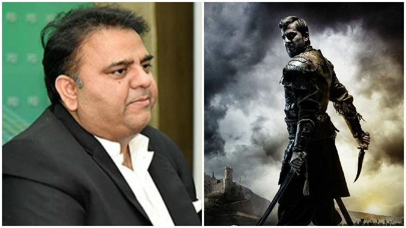 Photo of Fawad Chaudhry thinks foreign dramas will ruin Pakistani productions | SAMAA