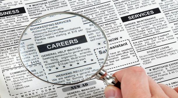 newspaper for job vacancy